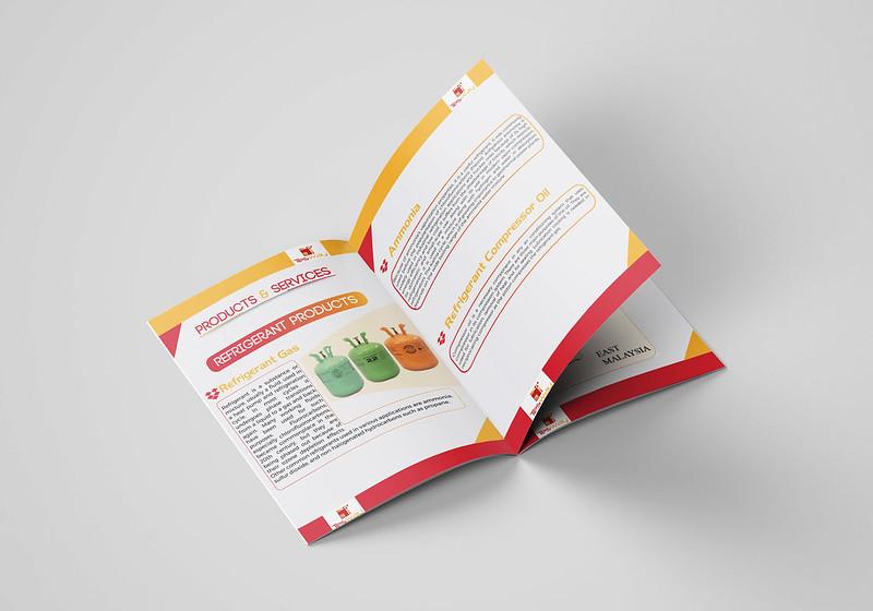 تصميم و طباعة ملف تعريفي السعودية